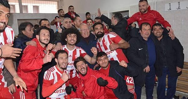 Karaman Belediyespor - Sarayönü Belediyespor