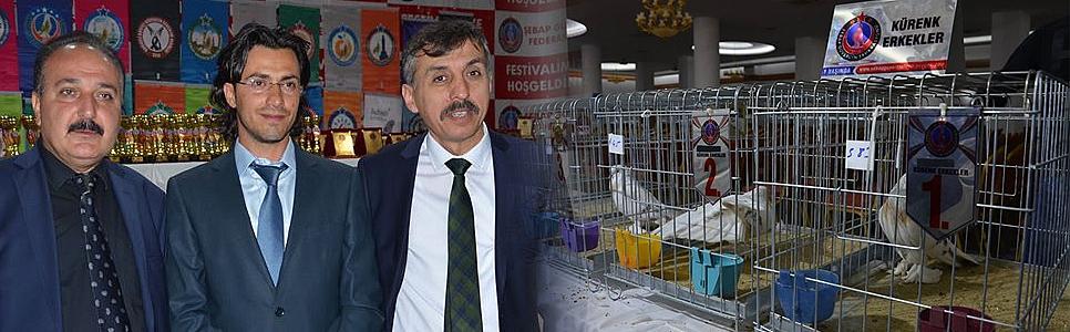 KARAMAN'DA ŞEBAP GÜVERCİN FESTİVALİ DÜZENLENDİ
