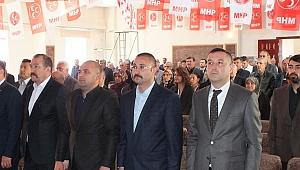 MHP'Lİ ÜNÜVAR'DAN TEŞEKKÜR