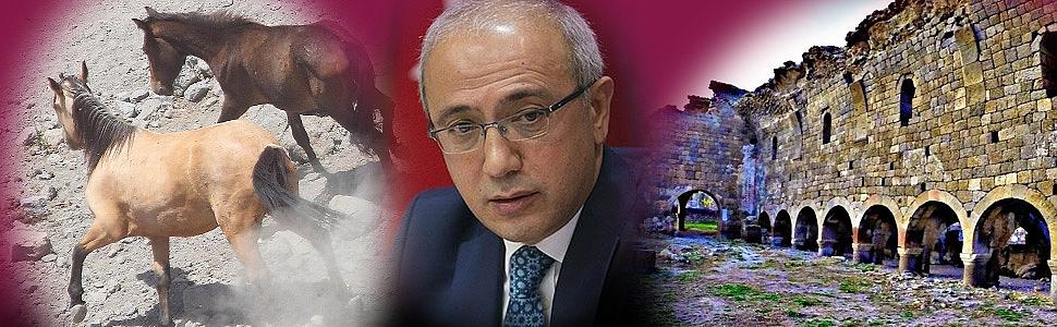 BAKAN ELVAN'DAN KARADAĞ'A 30 MİLYONLUK DEV PROJE !