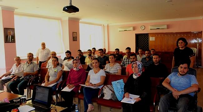 150 KURSİYER GİRİŞİMCİ SERTİFİKASI ALDI