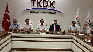 """""""KARAMAN'DA MARKA BİRLİĞİ NASIL SAĞLANIR"""" PROJESİ"""