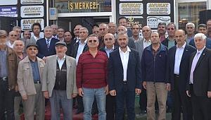 TÜRKİYE POLİS EMEKLİLERİ SOSYAL YARDIM DERNEĞİ KARAMAN ŞUBESİ AÇILDI
