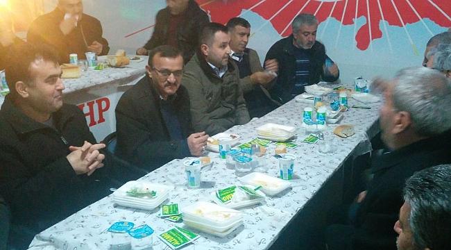 MHP'DEN 'MİLLİ BİRLİK GECESİ'