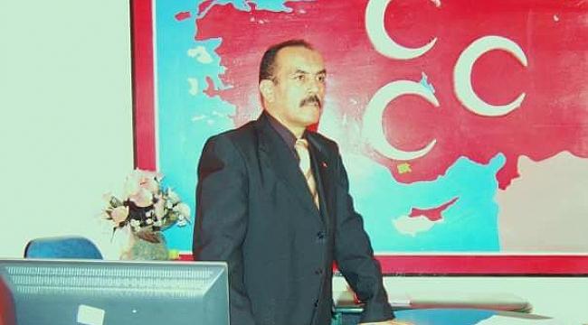 MHP'Lİ AHMET ALPARSLAN VEFAT ETTİ