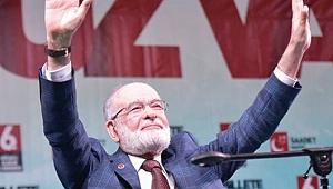 SP GENEL BAŞKANI TEMEL KARAMOLLAOĞLU KARAMAN'A GELİYOR