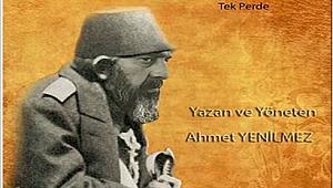 "USTA"" İSİMLİ TİYATRO OYUNU KARAMAN'DA"