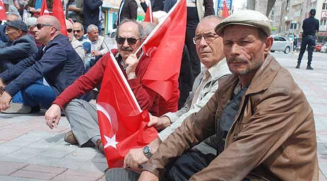 """CHP DEN ORTAK BİLDİRİ """"OHAL DEĞİL DEMOKRASİ İSTİYORUZ"""""""