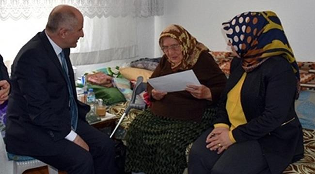 KARAMAN'DA OKUMA YAZMA BİLMEYEN 144 KİŞİ HAYATA YENİ SAYFA AÇACAK