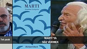 MARTI'YA SÖZ VERMEK