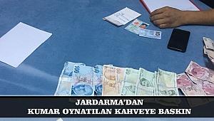 JARDARMA'DAN KUMAR OYNATILAN KAHVEYE BASKIN
