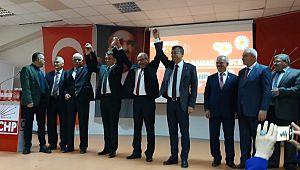 CHP'de aday tanıtım töreni yapıldı