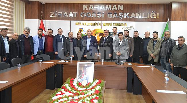 """CHP'li aday Ege: """"Tarım için her türlü desteği vereceğiz"""""""