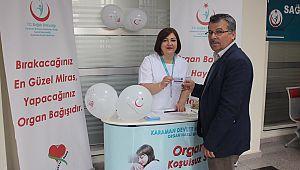Devlet Hastanesi Organ Bağışçılarını Bekliyor