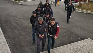 FETÖ'den 4 komiser yardımcısı tutuklandı