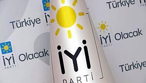 İYİ Parti İl Genel Meclisi ve Belediye Meclis Üyesi Adaylarını açıkladı