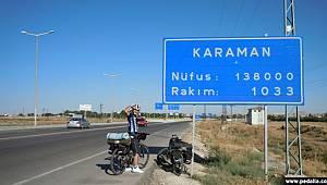 Karaman'a Kayıtlı Toplam Nüfus: 354 bin 555