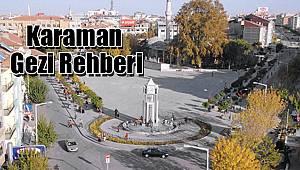Karaman Gezi Rehberi