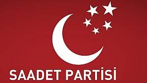 Saadet Partisi Belediye Meclisi Adayları Açıklandı