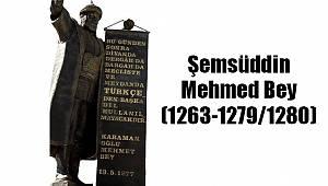 Şemsüddin Mehmed Bey (1263-1279/1280)
