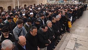49 Müslüman için gıyabi cenaze namazı kılındı