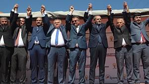 AK Parti Genel Başkan Yardımcısı Ünal Karaman'da