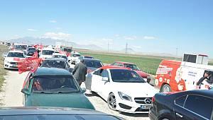 Akçaşehir'de gövde gösterisi