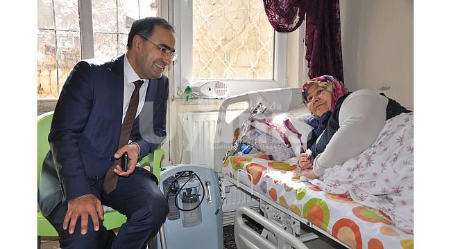Dr. Hasan Arslan, gönüllere dokundu