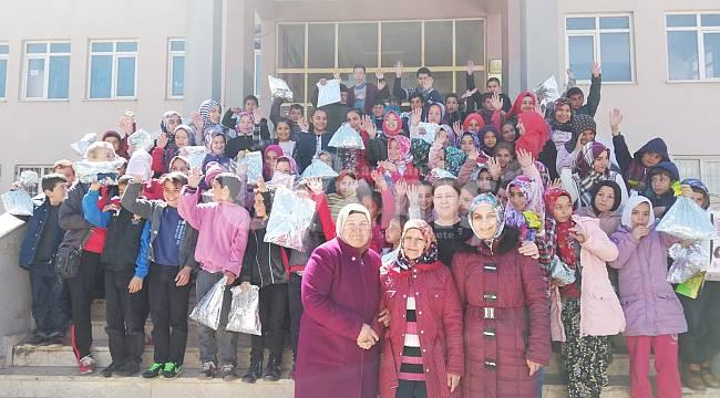 Hastane çalışanlarından 'Bir İyilik Yolculuğu'