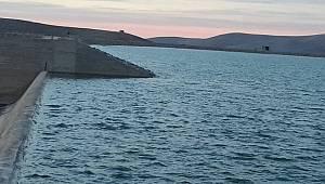 Karaman'da barajlar doldu-taştı