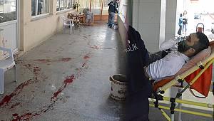 Karaman'da bıçaklı kavga: 1 ağır yaralı