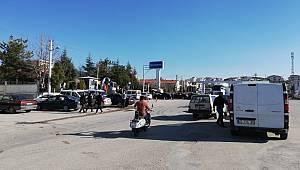 Karaman'da Halk Bankası Mahşer Yerine Döndü