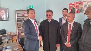 Karaman'da İlçe Başkanı AKP'den CHP'ye Geçti