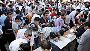 Karaman'da işsizlik ve istihdam oranları