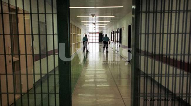 Karaman'da mahkum firar etti