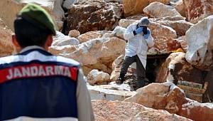 Karaman'da Mermer Ocağında Talihsiz Kaza : 1 Ölü