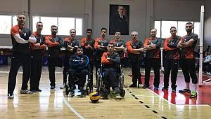 Oturarak voleybol'da Karaman rüzgârı