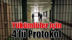 Yükümlüler için 4'lü protokol