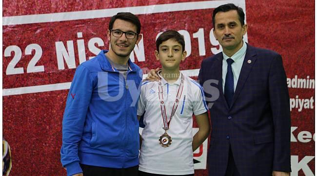 Melih Kağan Yavuz Türkiye Üçüncüsü