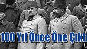 100 Yıl Önce Öne Çıktı Bir Bozkurt