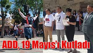 ADD, 19 Mayıs'ı kutladı