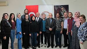 Ankaramander'de mezuniyet sevinci