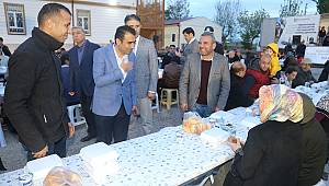 Belediye iftar sofrası nerede kurulacak?
