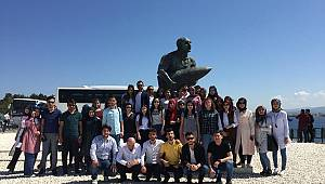 Geleneksel Çanakkale gezisi düzenlendi