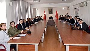 Karaman'da KÖYDES toplantısı yapıldı