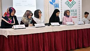 Karaman'da Mustafa Kutlu paneli