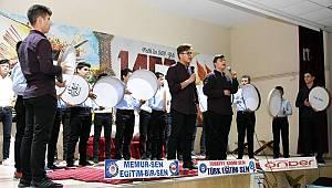 Karaman'da şanlı zaferin 566. yılı kutlandı