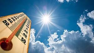 Karaman'da sıcaklık uyarısı!