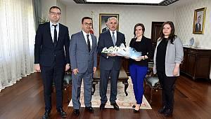 Karaman'da Sosyal Güvenlik Haftası Kutlanıyor