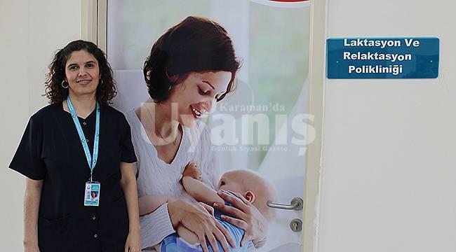 Karaman Devlet Hastanesinde yeni poliklinik hizmete girdi